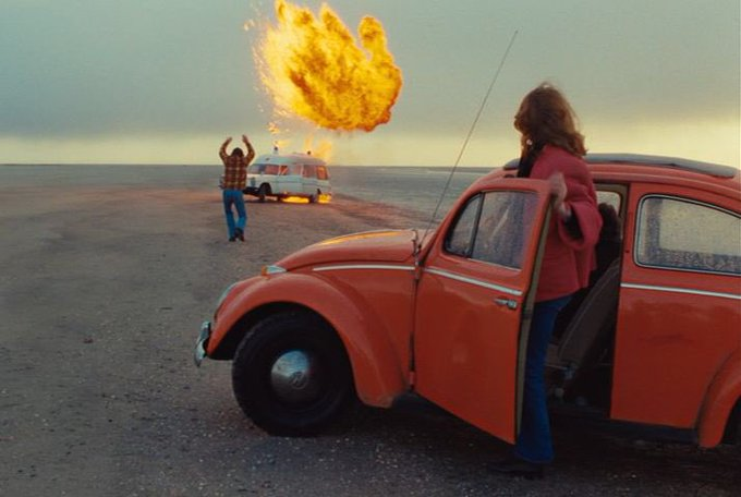 Happy 75th birthday to Wim Wenders: my favourite of his is THE AMERICAN FRIEND