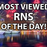 Image for the Tweet beginning: ★ MOST VIEWED ★ #RNS