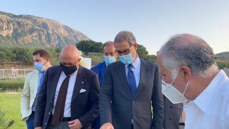 Il Governatore Musumeci in visita all'Osservatorio astronomico (FOTO) - https://t.co/posyjDu08O #blogsicilianotizie