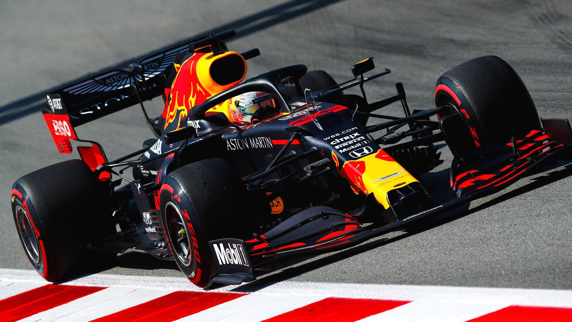 Prove Libere Spagna Red Bull