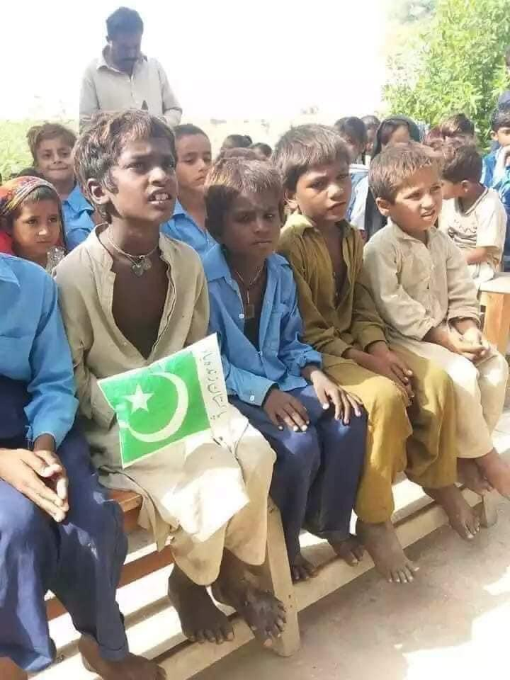 Pakistan will be free when Pakistanis are free from hunger and poverty. https://t.co/SnrB7JcqeO