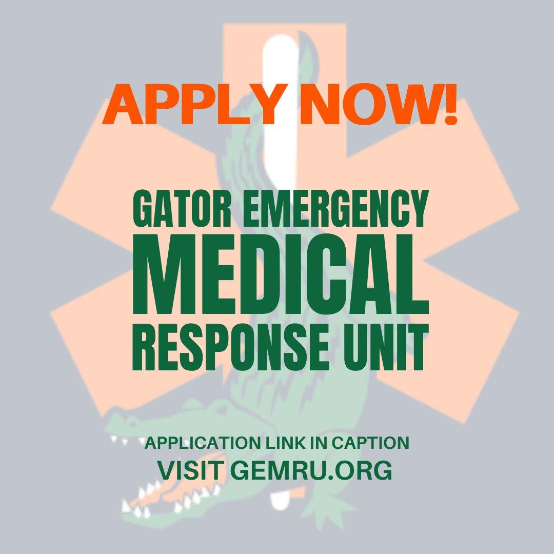 Apply for GEMRU at docs.google.com/forms/d/e/1FAI…
