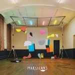 Image for the Tweet beginning: Effervescent debut album from @Marsicans