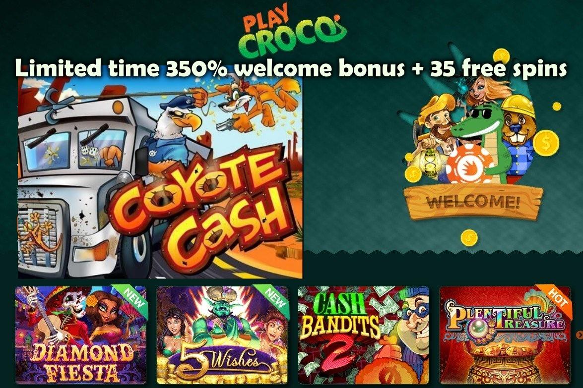 Play croco bonus codes 2021