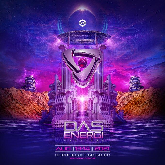 Das Energi Festival 2021 dates