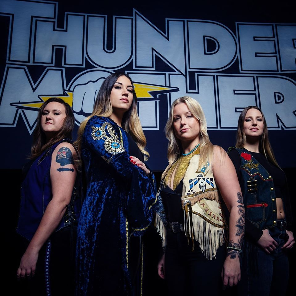 "My Track of the Day at @RealRockAndRoll – THUNDERMOTHER / @thundermother ""Dog From Hell"" buff.ly/3401SBC"