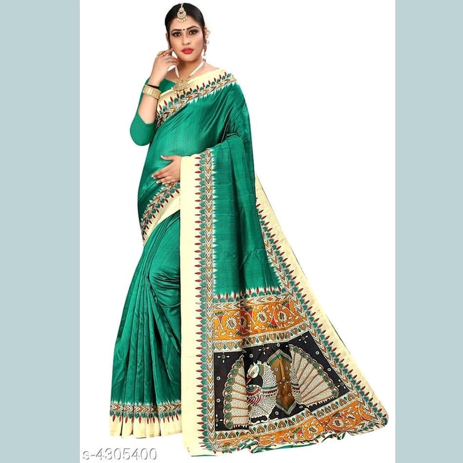 Mysore Silk Saree ¦¦ Rs. 499/- ¦¦ Free delivery ¦¦ COD available ¦¦ DM to order ¦¦ Follow for more collections & offers #saree #sareelove https://t.co/EEcIxDpYVf