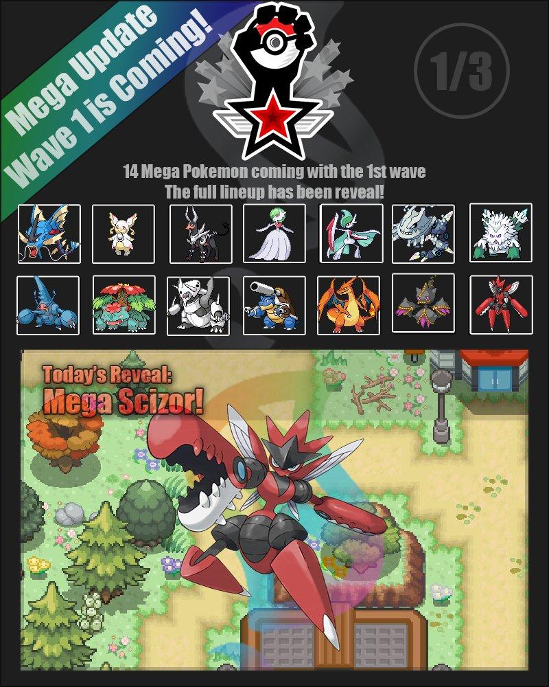 Pro Pokemon Mmorpg Pkmnrevolution Twitter
