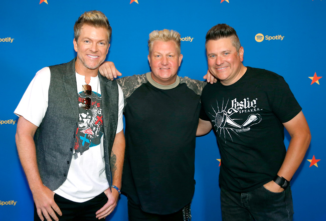 I keep looking up pictures of Rascal Flatts and getting angrier and angrier