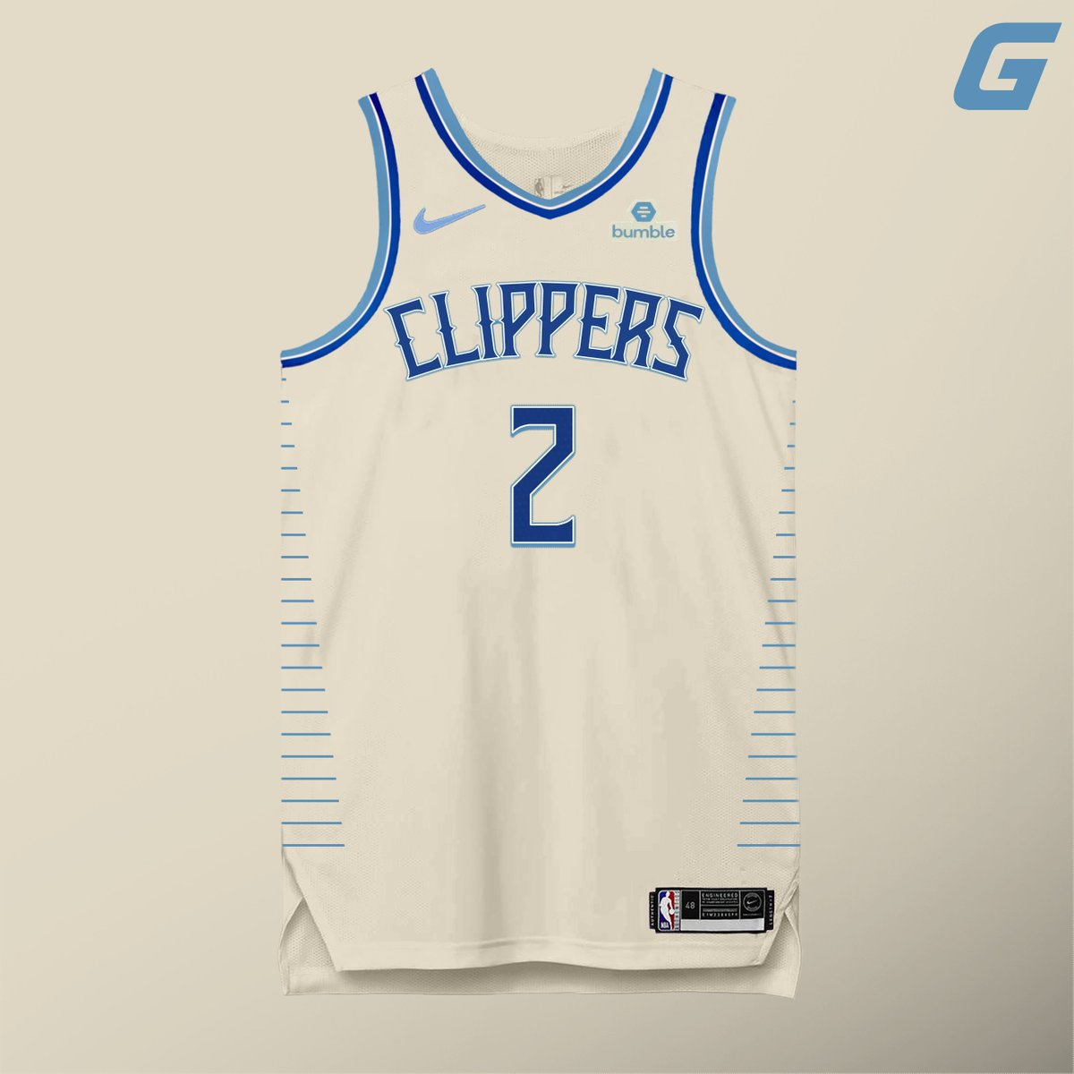 gave the Clippers a new look https://t.co/ERgZ92wtxo