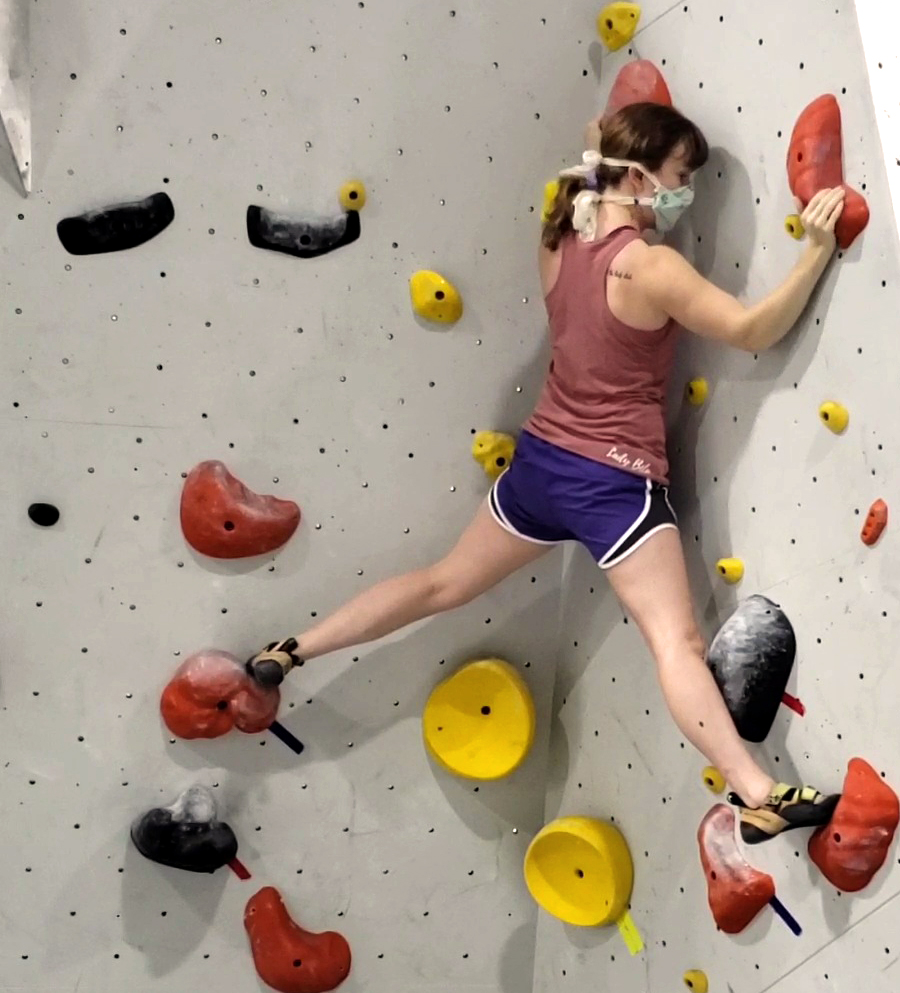 Whenever you're at the climbing gym or crag, do you find that grabbing certain handholds doesn't feel right and can't stay on it? You might be holding it wrong. Learn how to grab that hold a better way in my latest article. #boulderingproblems #climbing https://t.co/lcIkxk5gUJ https://t.co/v4pveXJs2w