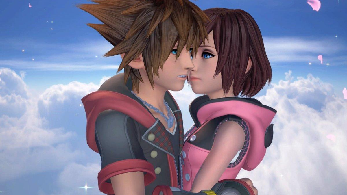 Kingdom Hearts Kairi And Riku Naked Nu Porn