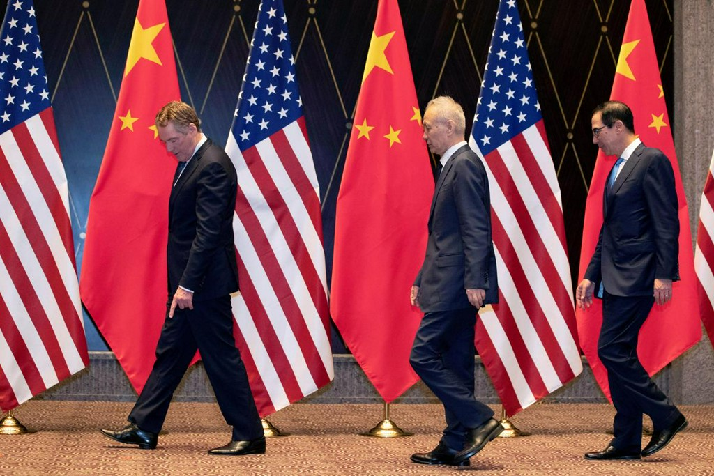 Exclusive: U.S.-China trade deal review planned for Saturday postponed -sources https://t.co/OpZ8uEspTx https://t.co/3lkVv851pf