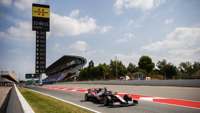 #f1 #SpanishGP   Viernes en España – Haas sorprende con la buena actuación de Grosjean https://t.co/QTFkppYQTJ https://t.co/wiS3XwKUWn