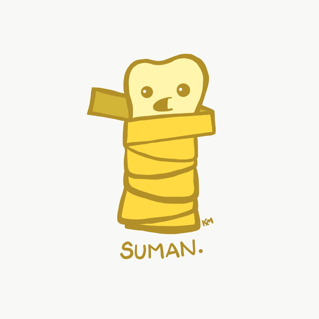 Sometimes when I'm homesick, I doodle things I miss about home. Today I've been craving Suman from Antipolo. 🇵🇭#Philippines #filipinofood #filipinx https://t.co/DnEOaFpY1e