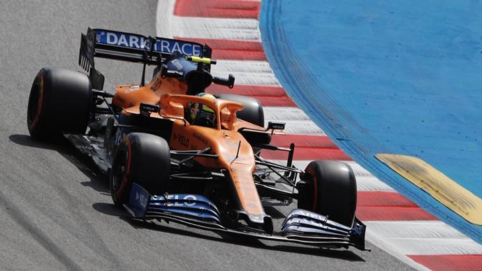 #F1 #SpanishGP   Viernes en España – McLaren: Sainz muestra esperanzas; Norris se encuentra en la sombra https://t.co/RZjMRhMDHl https://t.co/n2XnkSVxAP