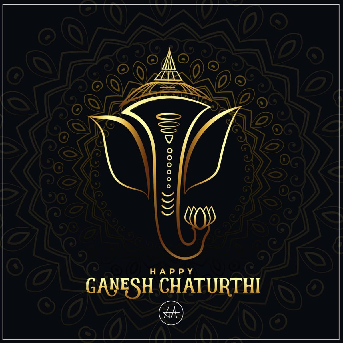 Happy Vinayaka Chavithi to each and every one of you and your family . https://t.co/F2tnhkywfm