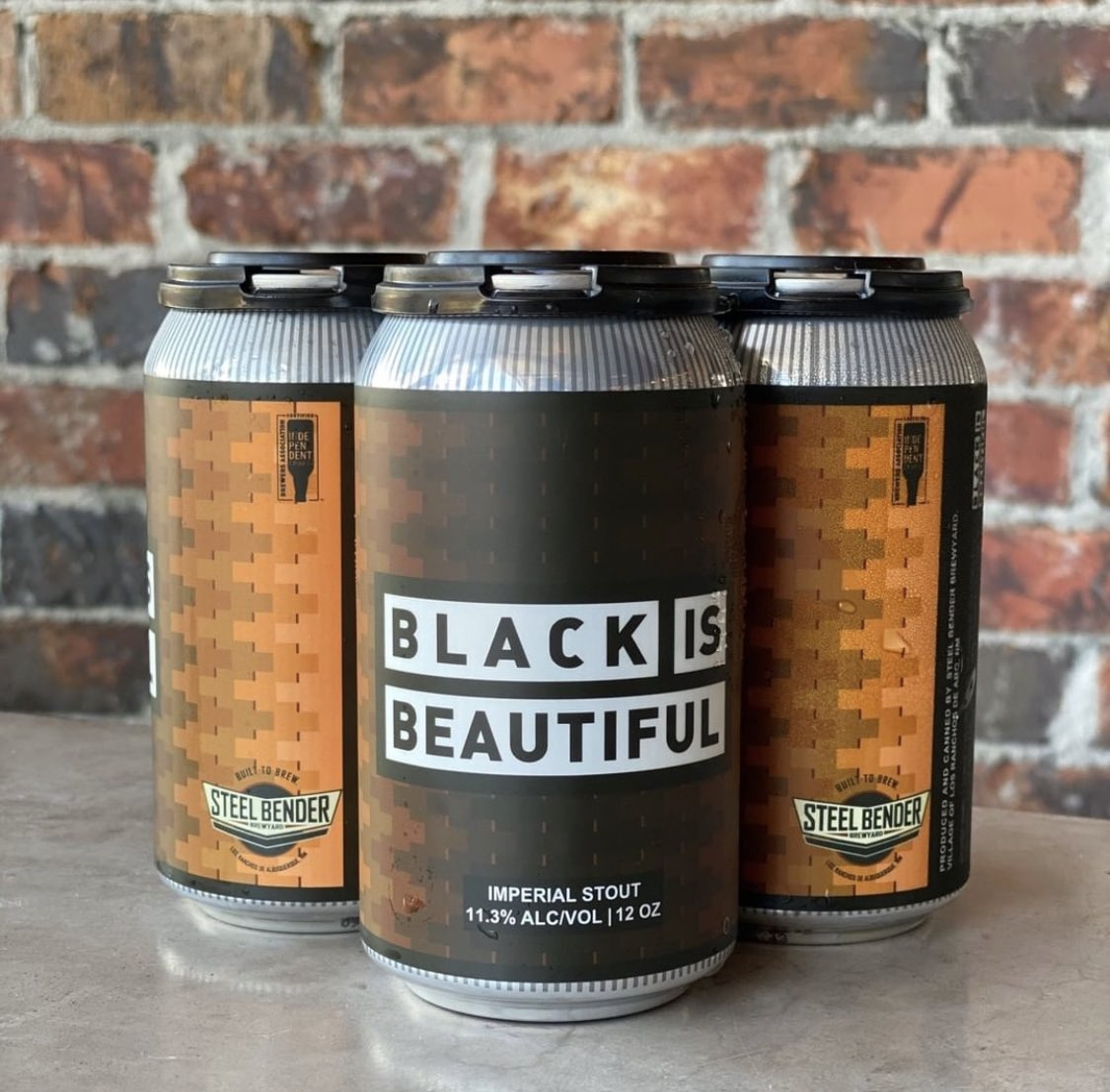 New Mexico, let's all make it a beautiful weekend. ⁠ ⁠Black Is Beautiful Imperial #Stout benefitting the New Mexico Black Leadership Council available on draft (7-oz pours) and in 12-oz. 4-packs ($10). ⁠ #blackisbeautifulbeer #BuiltToBrew #NMcraftbeer https://t.co/1z6E9VFoGp