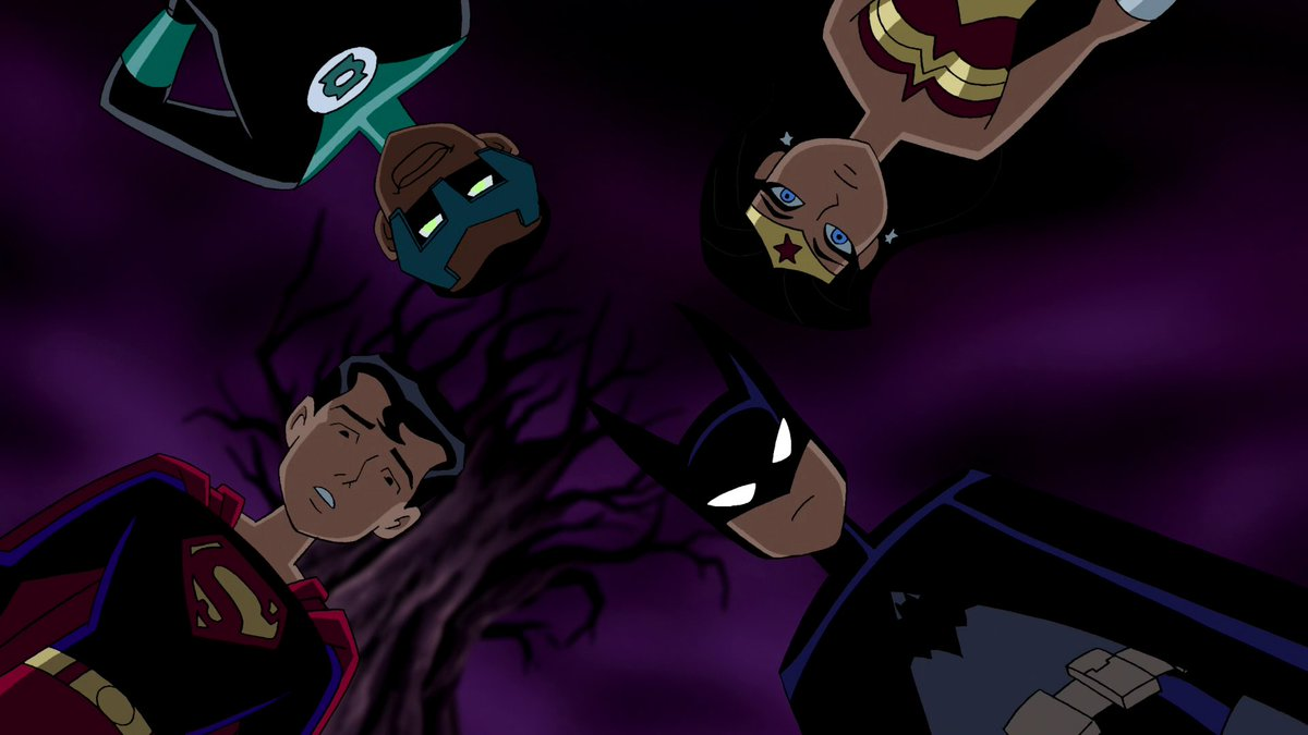 "The World's Finest on Twitter: ""The Justice League Unlimited episode ""Kid  Stuff"" debuted on this day (Aug. 14) back in 2004! Fun and pretty darn  adorable, the episode's got a cool concept,"