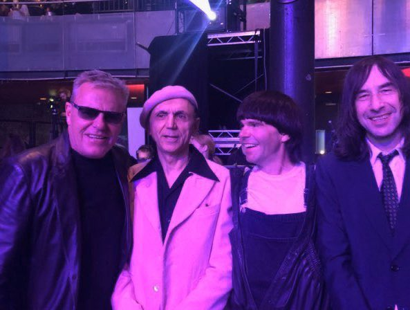 Suggs, Kevin Rowland, Me & Bobby G #TimsTwitterListeningParty