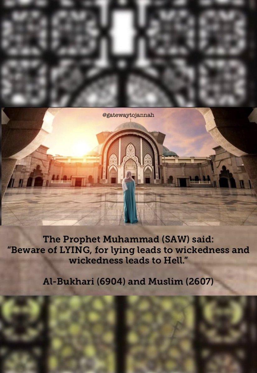 #gatewaytojannah_ #gatewaytojannah #hadith #quran #quranquotes #allah #islamicreminder #islamicreminders #islamicquotes #dawah #dua #gateway2jannah #islam #sunnah #jannahgoals #jannah #muslim #islamic #islamicknowledge #quranquotes #allah #sahih #sahihbukhari #sahabat #prophet https://t.co/LScAexrdYK