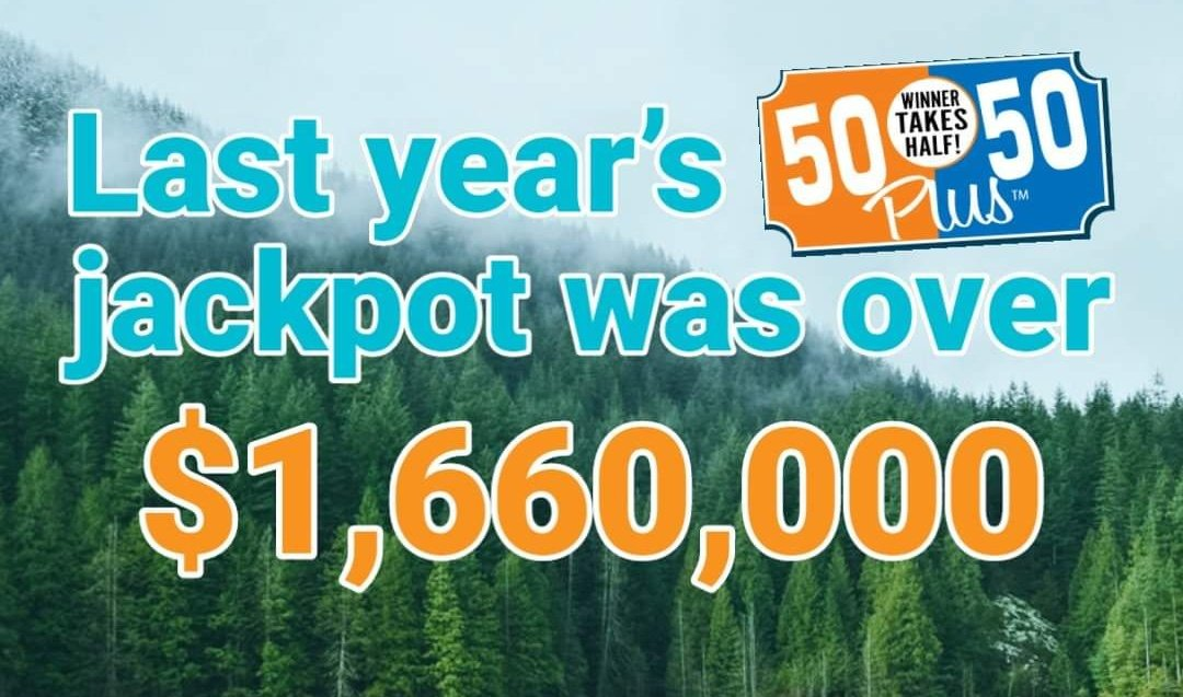 Did you know last year's 50/50 PLUS jackpot passed $1.6m?!  How far do you think it will reach this time?  >> https://t.co/s7j9jgURRE  #vancouver #BCCHF #bckids #bcchildren #healthcare #fundraising #childhealth #childcare #helpkidsshine #brighterfuture #5050draw https://t.co/rAbaB2qoIV https://t.co/H2B8AXGUcp