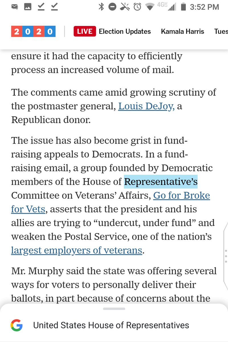 @nytimes You called the House of Representatives the House of Representative. When forming the possessive of the House of Representatives, put the apostrophe after the last s, not before.  @traceytully https://t.co/0az20izr1z