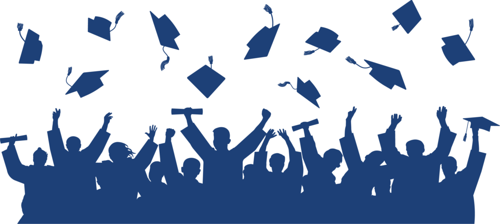 graduate silhouette images - HD2048×916