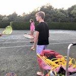 Image for the Tweet beginning: #Nantucket Christian's brother Matt playing