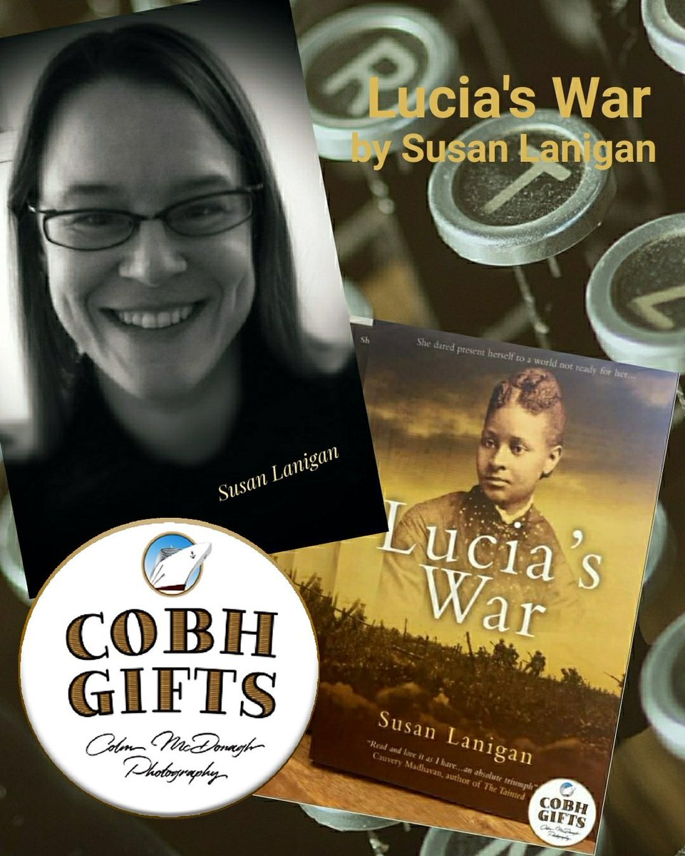 The beautiful Lucia's War by @susanl_author is now available from #Cobh Gifts @C1McD https://t.co/SRv68tOOts