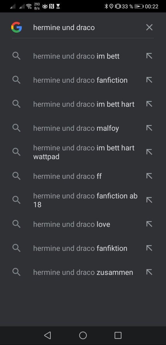 Harry und hermine fanfiction ab 18