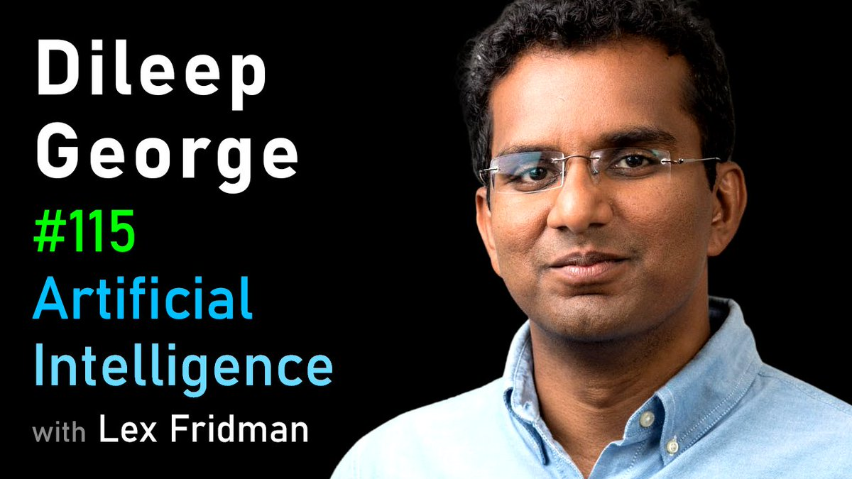 Heres my conversation with Dileep George (@dileeplearning), CTO of Vicarious AI, about engineering intelligent systems inspired by the human brain. youtube.com/watch?v=tg_m_L…