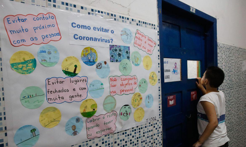 #Covid19: Amazonas lança sistema SASI para busca ativa nas escolas. Segundo secretário de Educação, 80% dos alunos voltaram às aulas https://t.co/tVbzLC7h4e  📷 Fernando Frazão/Agência Brasil/© https://t.co/NT3zxJrvQr