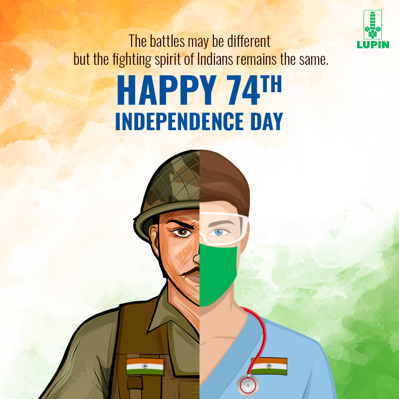 We wish all the citizens of our country a Happy Independence Day. #HappyIndependenceDay