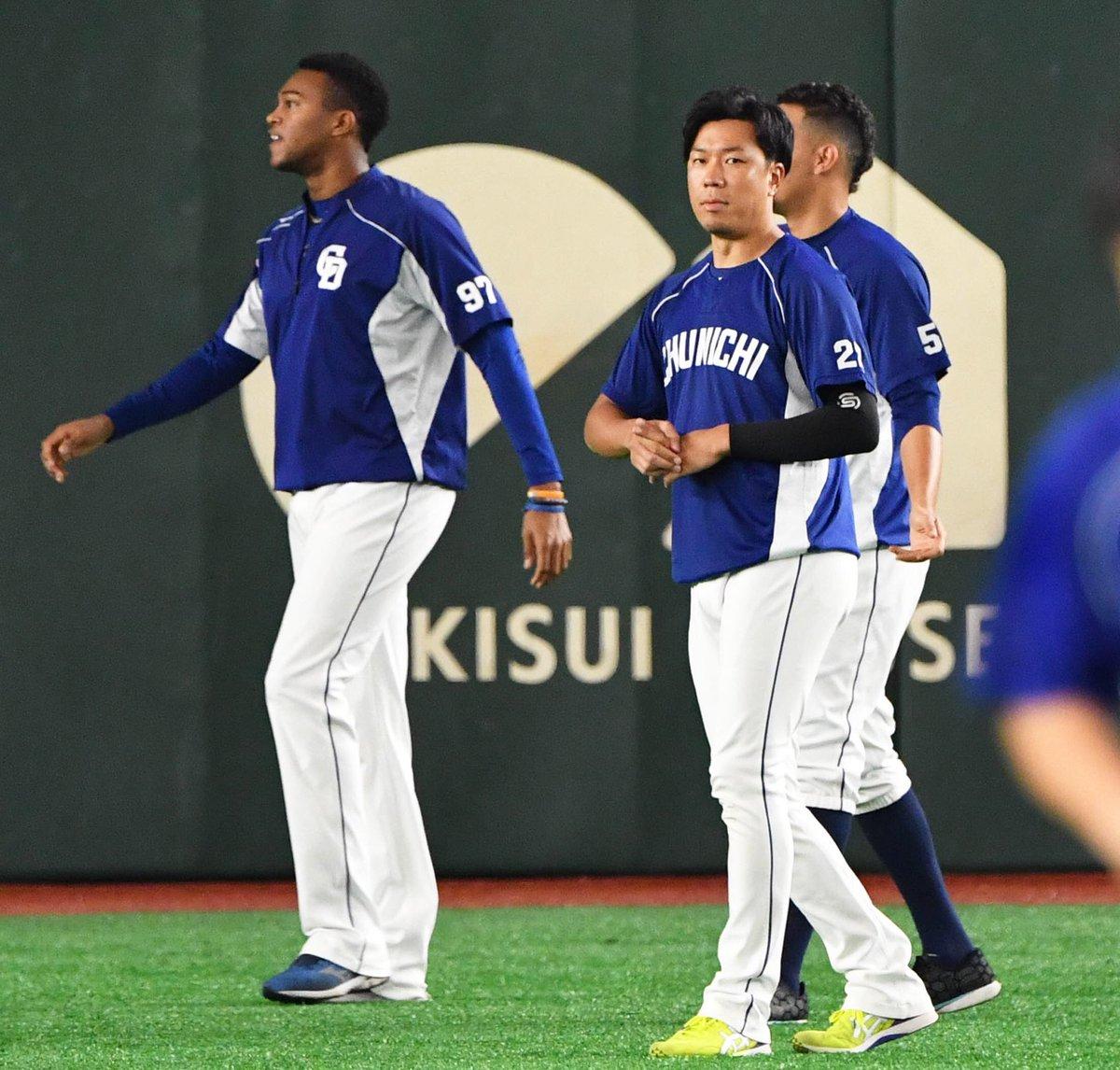 【予告先発】大野雄大が明日16日の巨人戦(東京ドーム)で今季3勝目を狙って先発!3試合連続完投勝利となるか!「チームが勝てるように頑張ります」#中日#大野雄#巨人#東京ドーム
