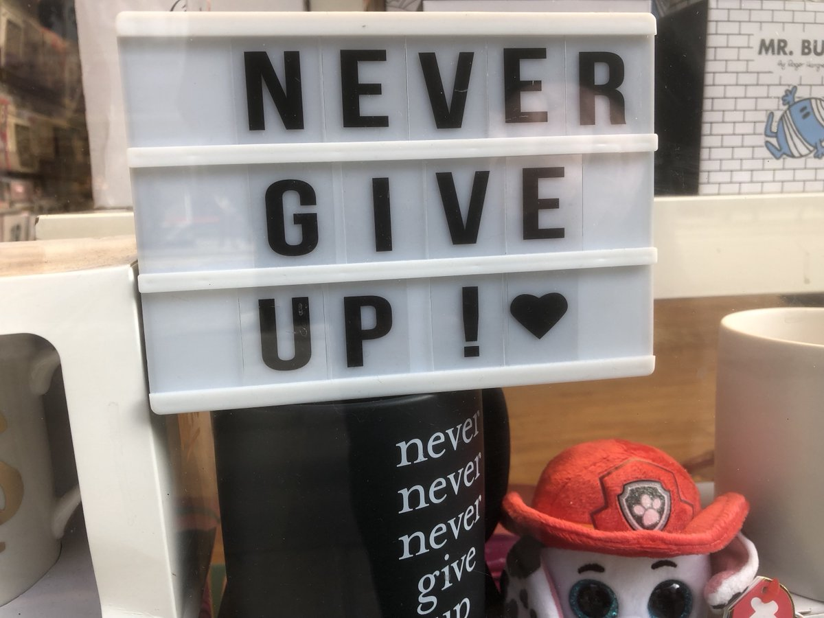 #managementtip - When dealing with #staff, never give up on them like many managers do. Look for #opportunities when staff do things correctly and tell them. Staff that work together are a brilliant force. https://t.co/7hzxqoKkmH #NeverGiveUp #Management #Motivation #Challenges https://t.co/Jnoq2HMRiW