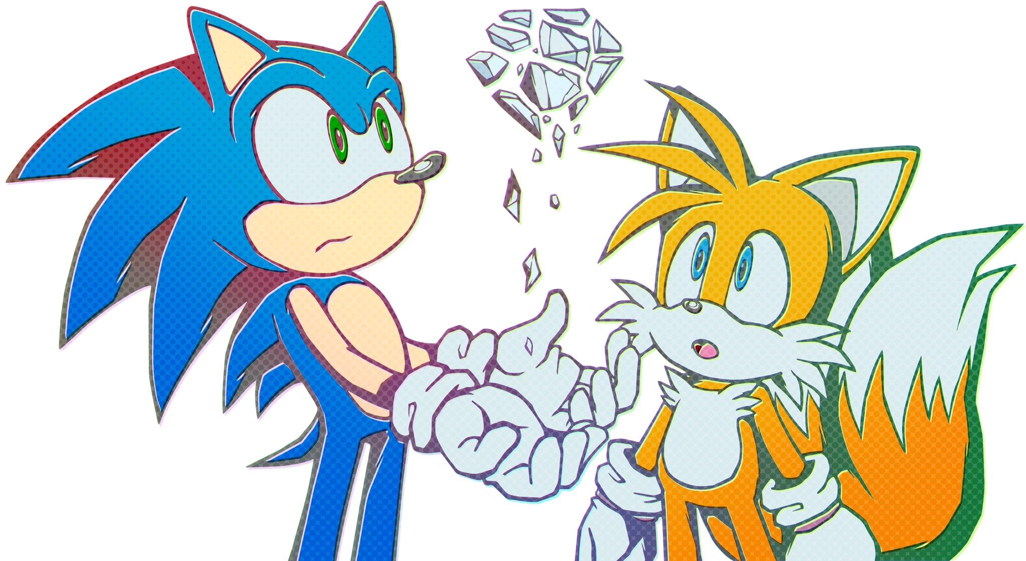 Ambitny projekt o wielkiej przygodzie! Sonic and Tails R