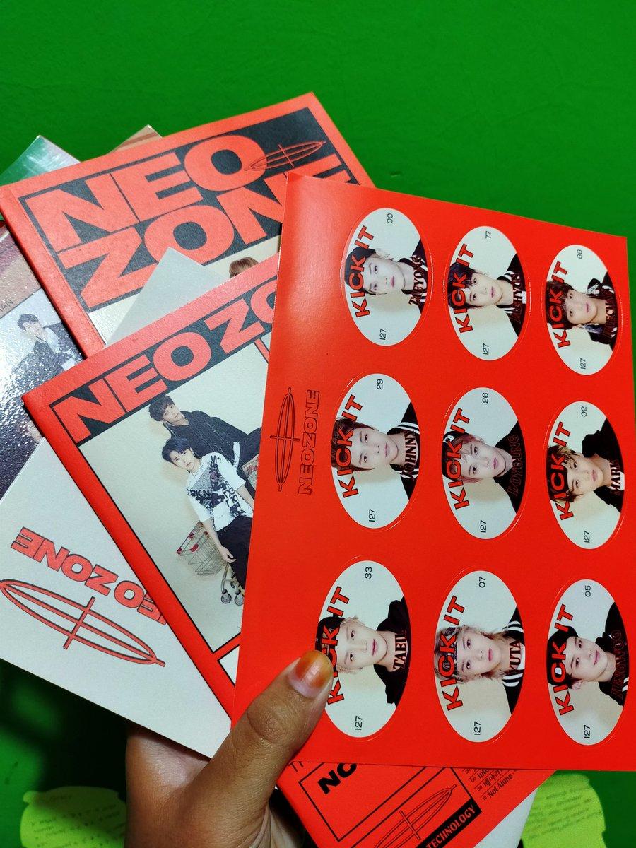 Ready indo Neo zone N ver & C ver 140k/each Fullset dapet semua exc pc  Tag wts wtb album nct 127 mark jaehyun taeyong haechan only https://t.co/EJvmb3pfaX