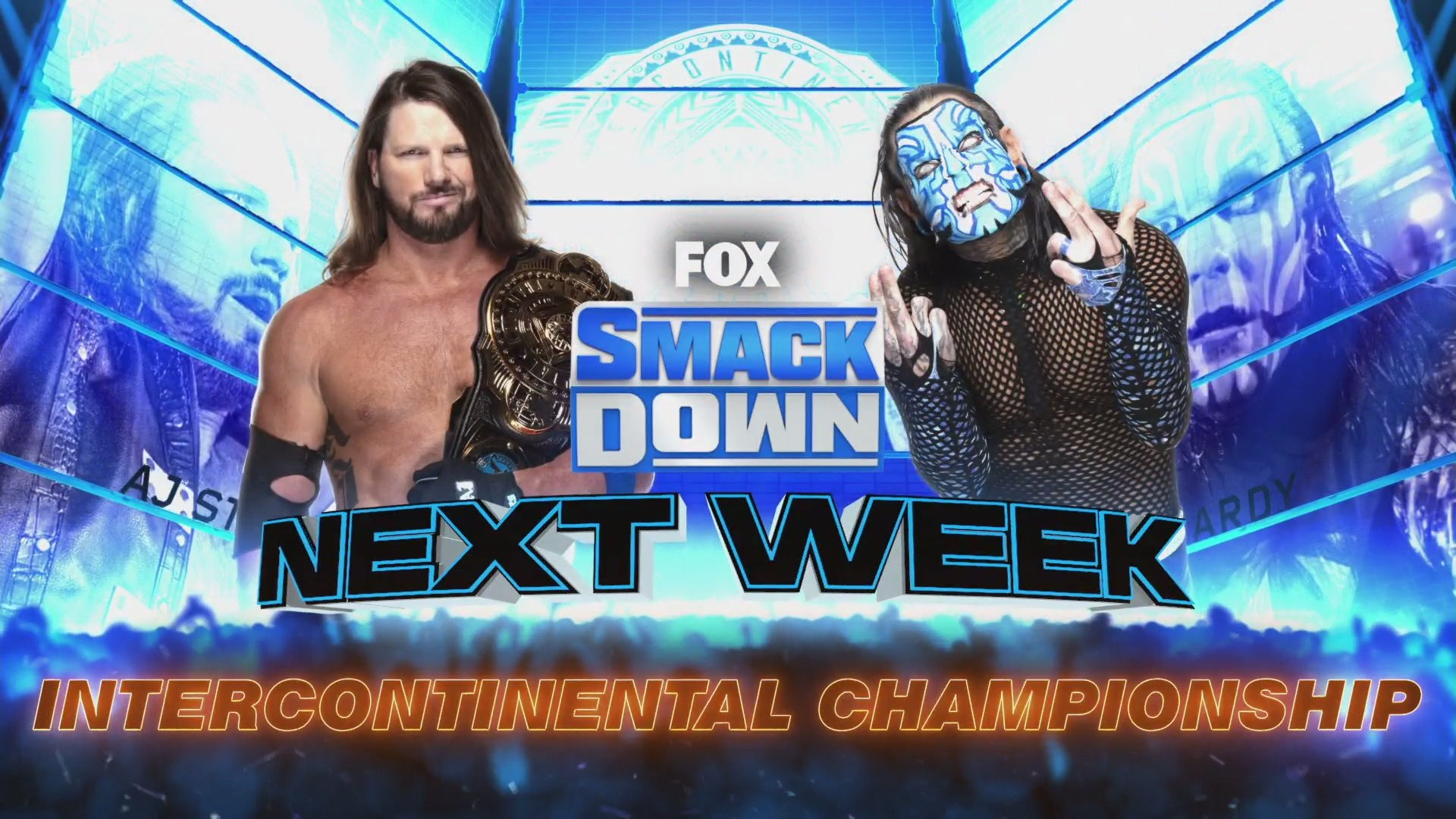 Smackdown: Shawn Michaels Return & AJ Styles Vs Jeff Hardy Announced 2