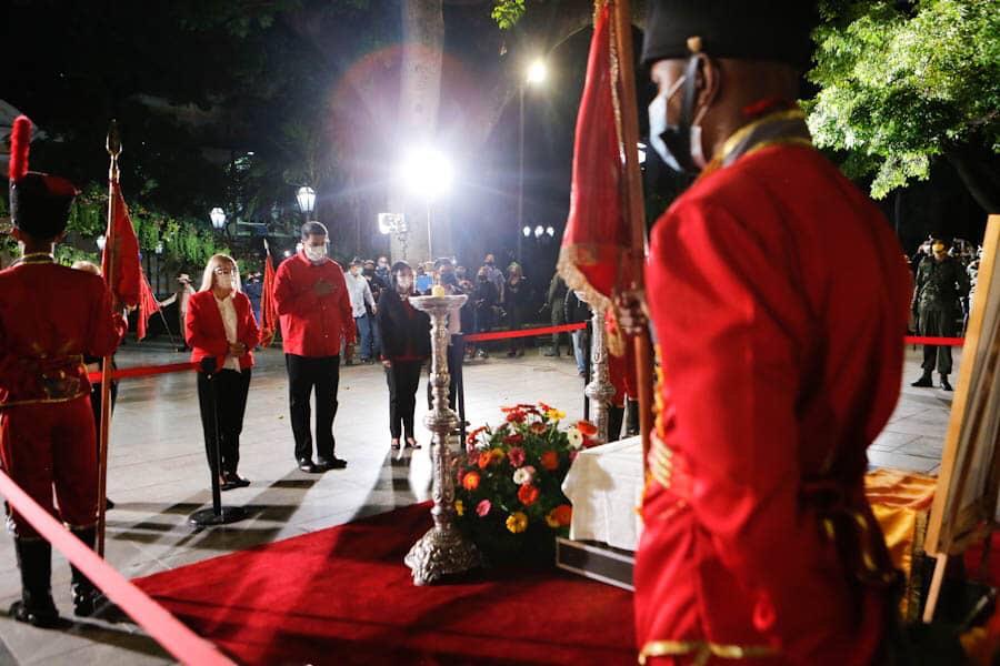 La Caracas Insurgente le rinde homenaje a un batallador patriota. Indudablemente tu espíritu seguirá fortaleciendo el latir bolivariano de nuestro pueblo. ¡Hasta siempre! #DarioVivasVive