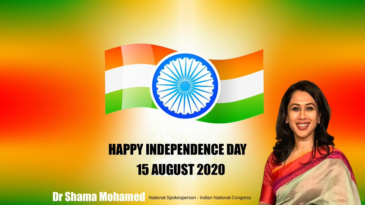 Like the Freedom Fighters who came before them, our brave soldiers continue to lay down their lives for this Great Nation. This Independence day, I salute our fearless men in uniform who sacrifice everything to safeguard Indias sovereignty! Jai Hind! #IndependenceDayIndia