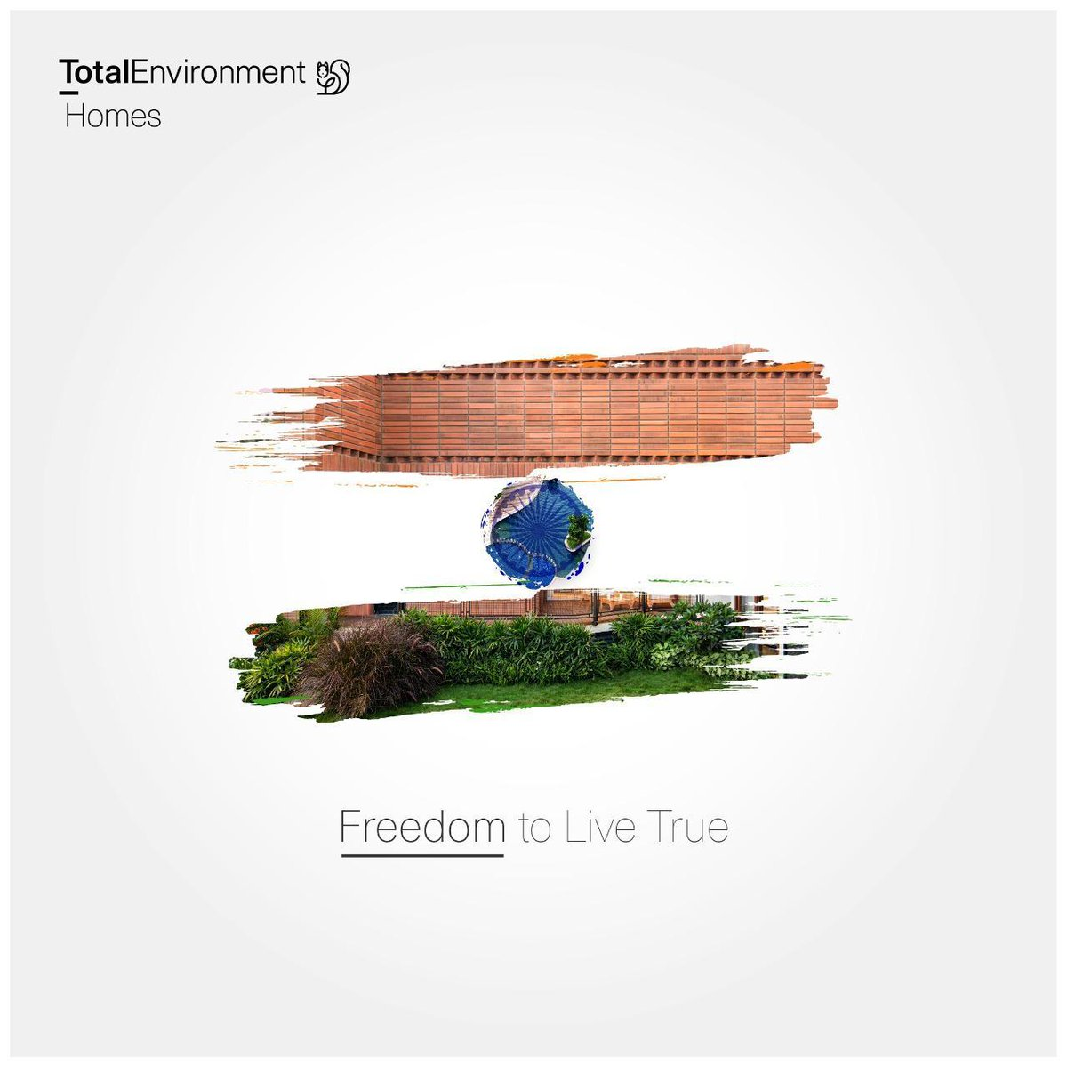 Happy Independence Day! Celebrating 74 years of freedom and progress.  #independenceday #jaihind #india #freedom #ecofriendlyhome #totalenvironment https://t.co/lBc3Mucbof