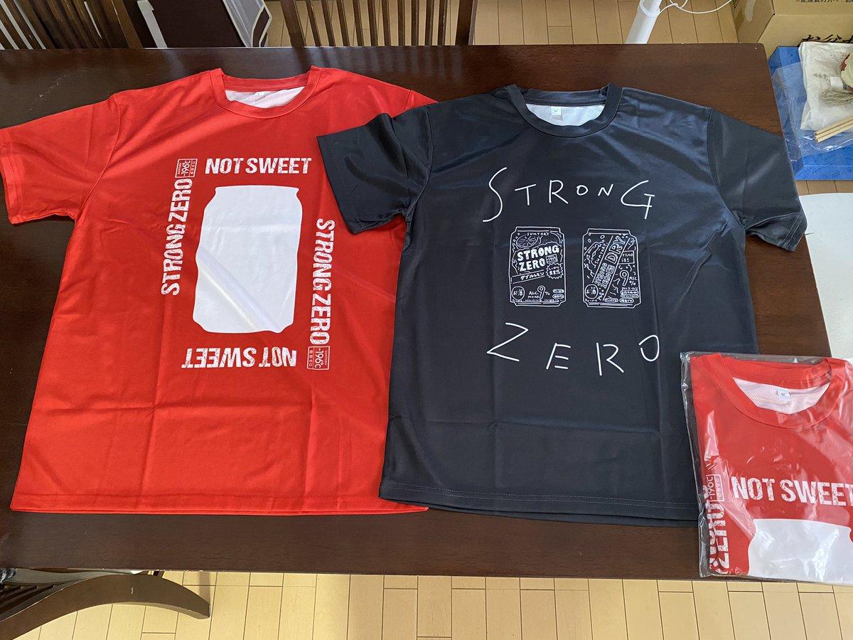 ゼロ シャツ t ストロング キャンペーン
