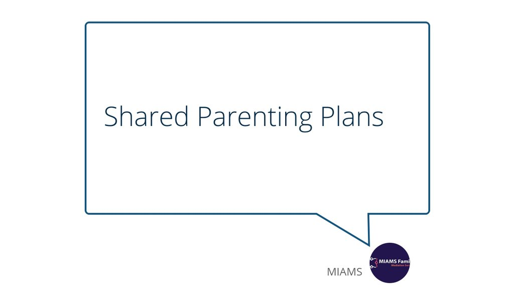 However, there are some ways that one can follow to make sure that they give it the best chance.  Read the full article: Shared Parenting Plans ▸ https://t.co/COnf4pUHLQ  #peace #mediation #services #family #parentingplans #parenting #children #parents https://t.co/kNzJMYIaSQ