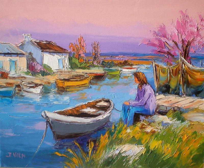 @roads2 @Iluvinspireu @MelindaYoe @debratankersle1 @Jesus_Luvs_Us @Jimmysimmonds1 @Peeperpea29 @ClockworkHamma @JackConnie @MyEngland2016 @Collazo474 @SherryBretz05 @huner0909 @ShehanHolly47 Thank you dear Susan. Beautiful painting. Happy Saturday. Enjoy your day. Have a lovely weekend. Hugs and Blessings. xxx 💙🌺🌼💙🌺🌼💙🌺🌼💙