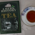 Image for the Tweet beginning: review copy. The Dark History