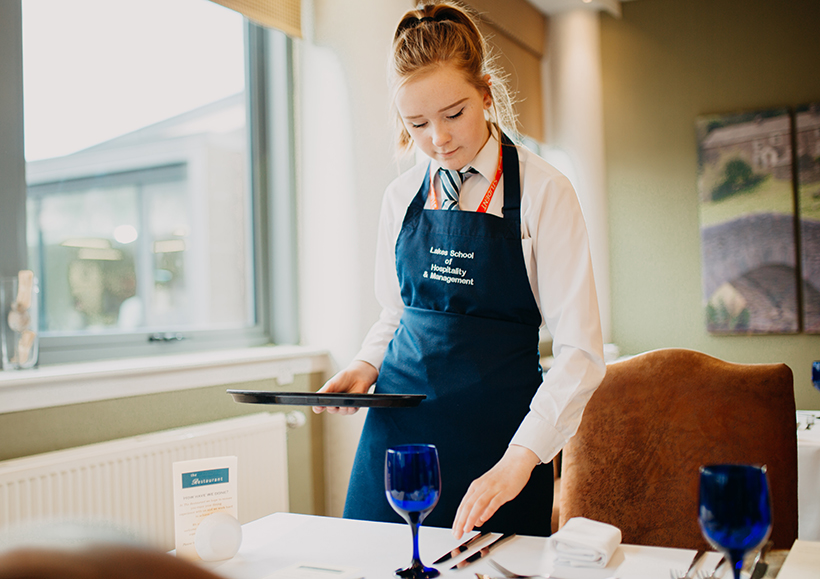 Coronavirus has wreaked havoc on hospitality education, but catering colleges have discovered innovative ways to keep teaching their students, as well as preparing them for the new normal. thecaterer.com/people/trainin…