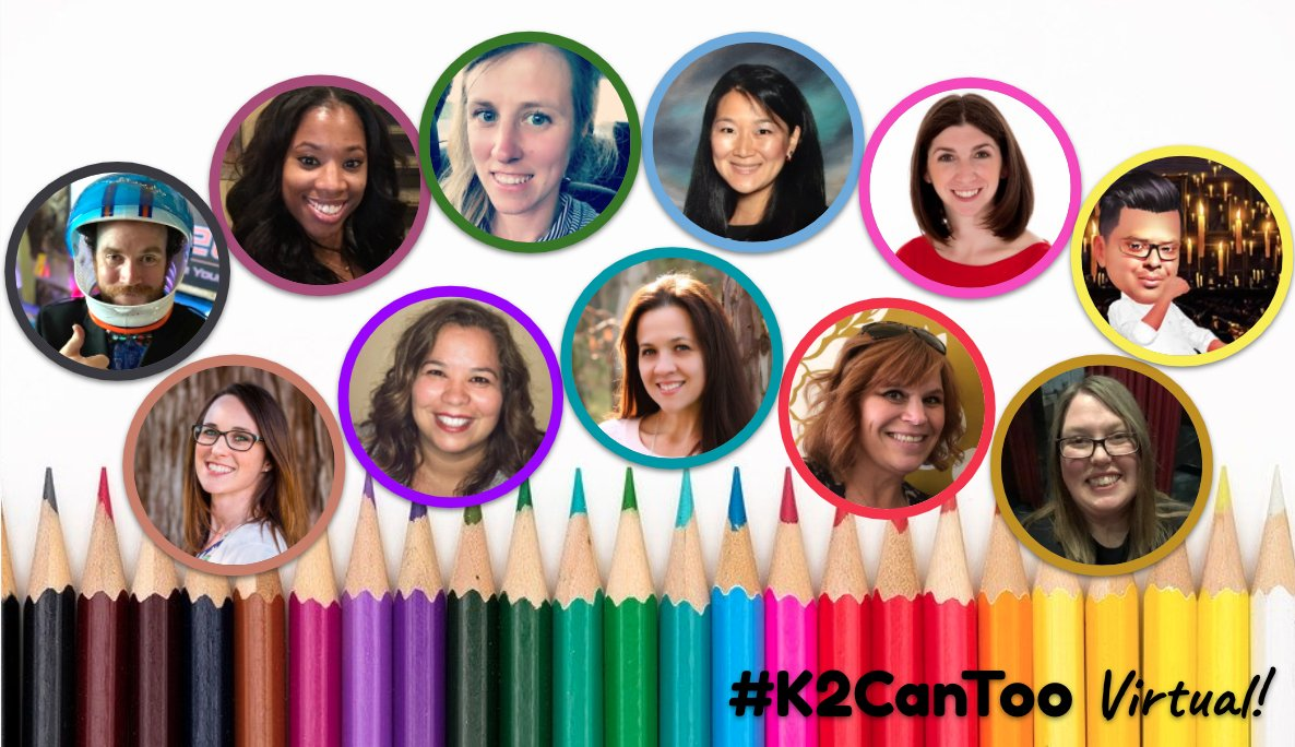 So proud of this awesome team we have coming together for #K2CanToo Virtual! https://t.co/RRd3OMlrk8