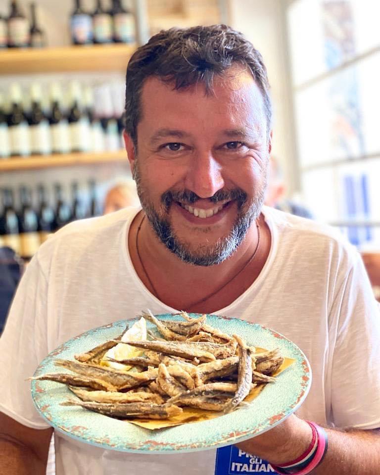 #Salviniblablabla