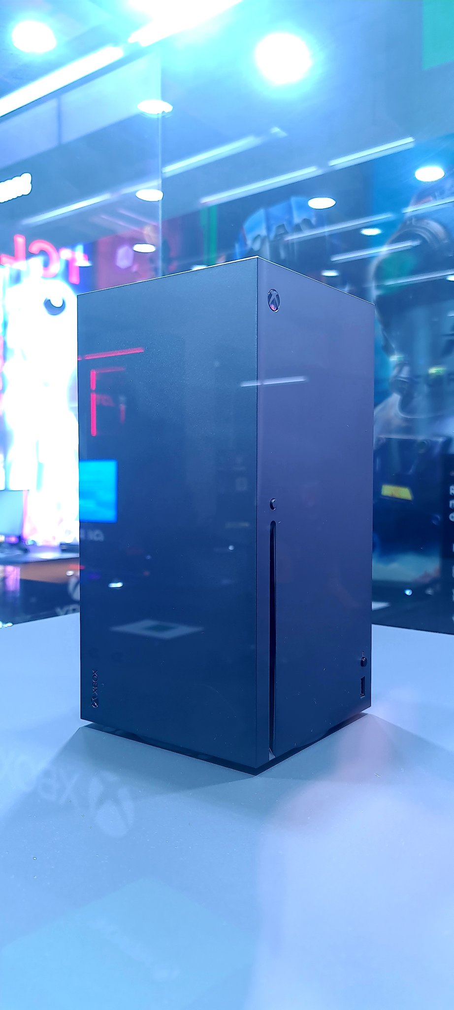 Xbox Series X Display